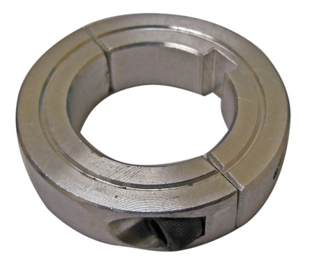 "Aluminum Split Locking Collar (1"", 1-1/4"", or 1-3/8"")"