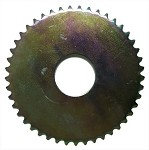 "#41 Sprocket 45T with 2-1/8"" Bore"