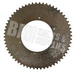 "Sprocket #40/41 60T (5-1/4"" Bolt Circle)"