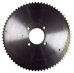 Sprocket #35 72T (2-13/16' Bolt Circle)