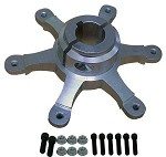 Aluminum Sprocket Hub - Star