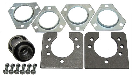 "1"" Bearing Kit  (3 hole)"