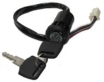 4-Wire Ignition Switch w/ Keys