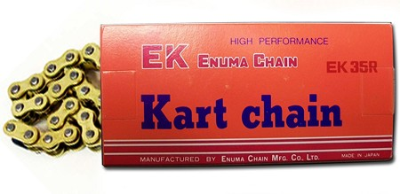 #35 EK Kart Chain - High Tensil