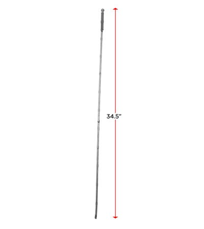 Brake / Throttle Rod - 34.5""