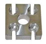 Aluminum Throttle Block