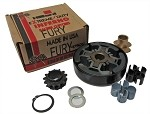 "Inferno Fury 3/4"" Bore Racing Clutch from Hilliard"