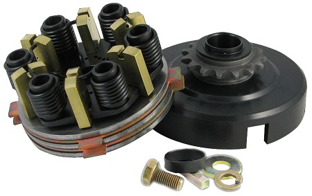 Vortex Racing Clutch from SMC