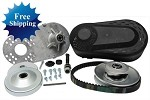 "Torque Converter for #35 Chain, 3/4"" Bore (TAV2 Replacement)"
