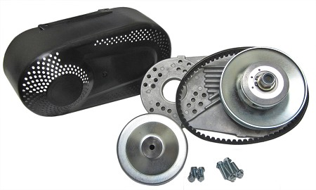 "Torque Converter for #41 Chain, 1"" Bore (TAV2 Replacement)"