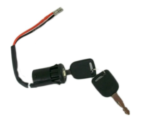 2-Wire Ignition Switch with Keys