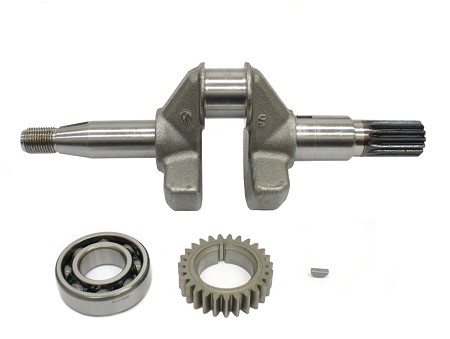 Briggs & Stratton Quarter Midget Splined Crankshaft