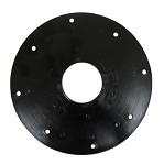 Plastic Flywheel Screen / Guard  (Solid)