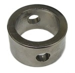 Universal Gym Chrome Locking Collar / Bushing -