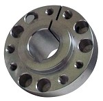 "Full Flange Racing Wheel Hub (1"" or 1-1/4"" Bore)"