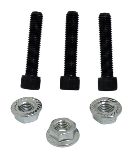 Wheel Hub Bolt Kit - 1/4""