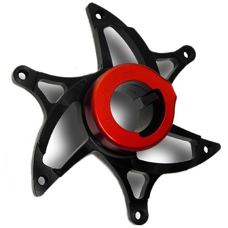 "---No Longer Available--- Float-Lock Sprocket Hub (1-1/4"" Bore)"