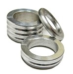 "5/8"" Aluminum Wheel / Spindle Spacer (1/8"", 1/4"", or 1/2"")"