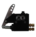 MCP Billet Hydraulic Brake Master Cylinder - Black