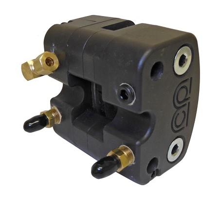 MCP Cast Alum. Hydraulic Brake Caliper (Single Line)
