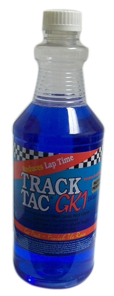"Track Tac ""GK1 Blue"" - Quart (Asphalt & Dirt Tracks )"