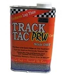 "Track Tac ""PRW Orange w/ DRT""  (Pre Race Wipe )"