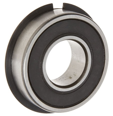 "High Speed Wheel Bearing with Snap Ring (5/8"" x 1-3/8"")"