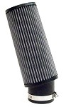 "Angled Fabric Air Filter, 2-7/16"" (Inlet) x 8"" (Tall)"