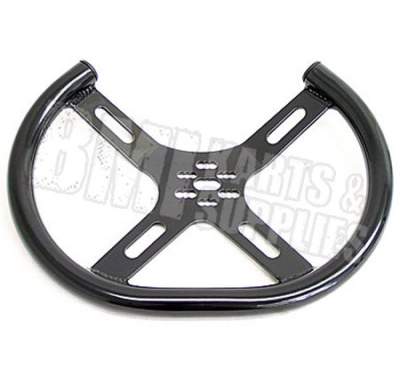 "13"" Top Gun Steering Wheel with a 15? Tilt"
