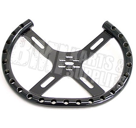 "***Out of Stock*** 13"" Top Gun Ultralite Steering Wheel w/ 15? Tilt"