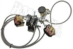 ***Out of Stock*** Hydraulic Brake Caliper & Master Cylinder Kit (Front & Rear)