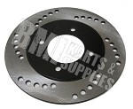 "***Out of Stock*** 7-1/4"" Rear Brake Rotor for Hammerhead / American Sportworks"