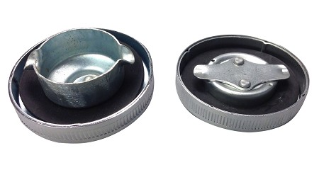 Harley-Davidson Motorcycle Fuel Cap Set (Vented and Non Vented)