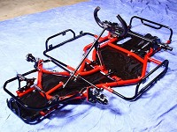 Ultramax XCeed Racing Chassis