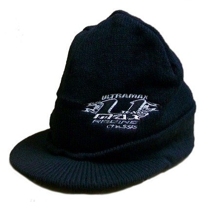 ---Discontinued--- Ultramax Racing Beanie with Bill