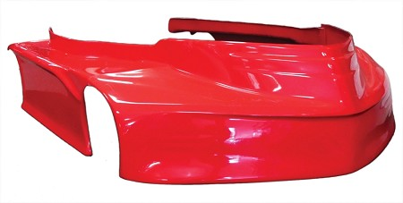 ***No Longer Available *** Ultramax VAHLOR Fiberglass Body Kit