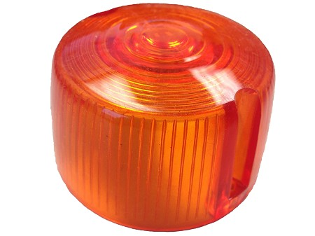 Harley-Davidson Replacement Lens (Amber)