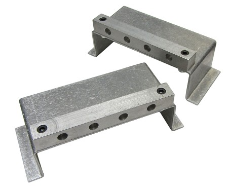 Rookie Heel Riser/ Pedal Adapter (Set of 2)