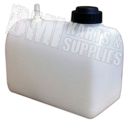 Replacement: See Part #660059.  ---Out-of-Stock---- G-Man Plastic Fuel Tank - 2 Quart (Mailbox)