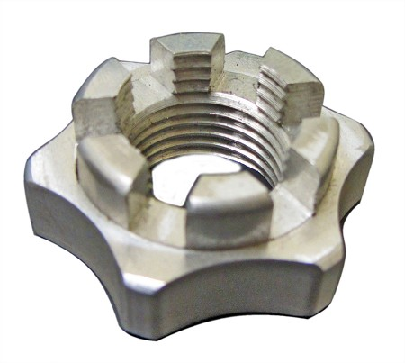 Aluminum Spindle Nut (5/8-18)