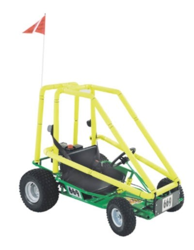 Kartco 669 Go Kart - DISCONTINUED