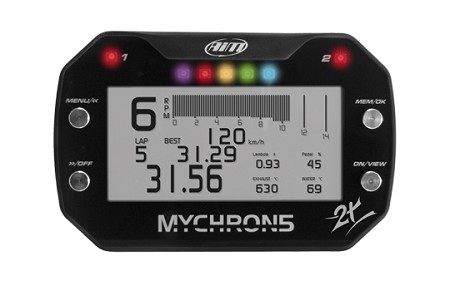 Mychron5 2T Tach with CHT + Patch Cable
