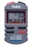 Robic 300 Dual Memory Stopwatch