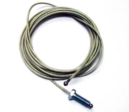 Heavy Metal Leg Extension Standard Cable - 103.75""