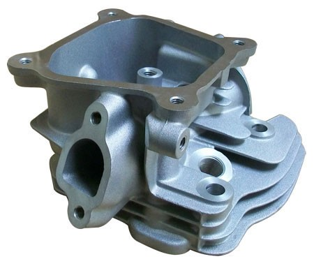 Hi-Comp Cylinder Head for Predator 212cc (Non-Hemi) - 1st Generation
