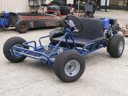 Carter Super Wheel Go Kart - DISCONTINUED