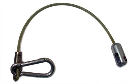 Power Pak 600 Cable - 15-1/2""