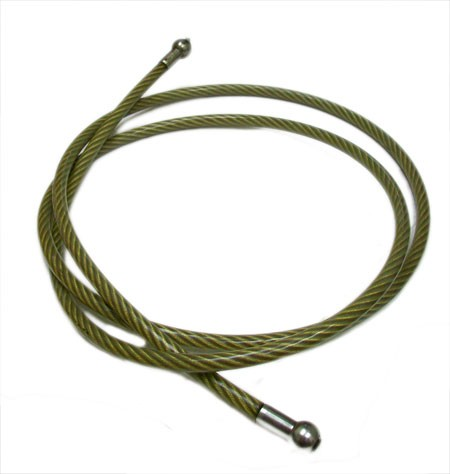 Universal Gym Cable - 66-1/2""