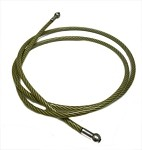 Universal Gym Cable - 71""