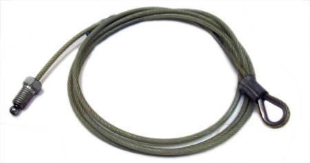 Universal Gym Cable - 73""